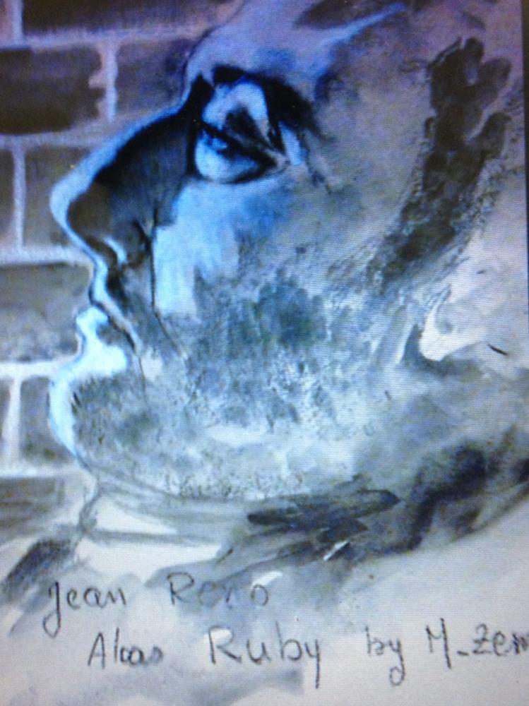 Jean Reno by mzem